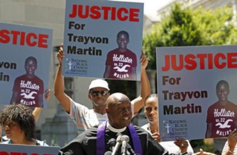 George Zimmerman (photo credit: REUTERS/Jason Redmond)