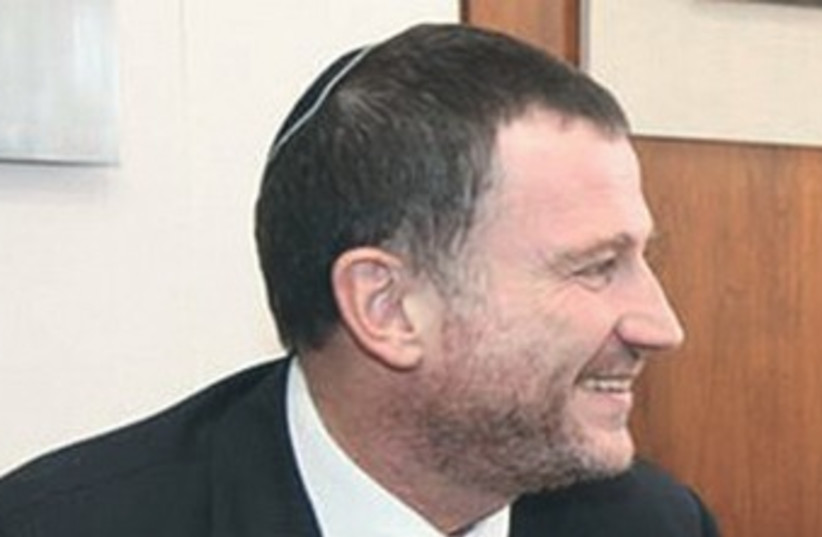 yuli edelstein with a beard 370 (photo credit: Facebook)