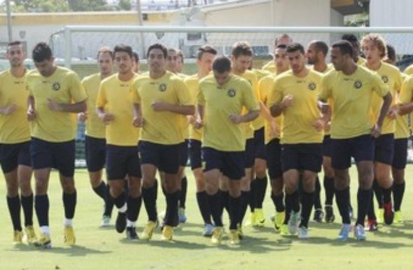 maccabi tel aviv 370 (photo credit: Maccabi Tel Aviv website)