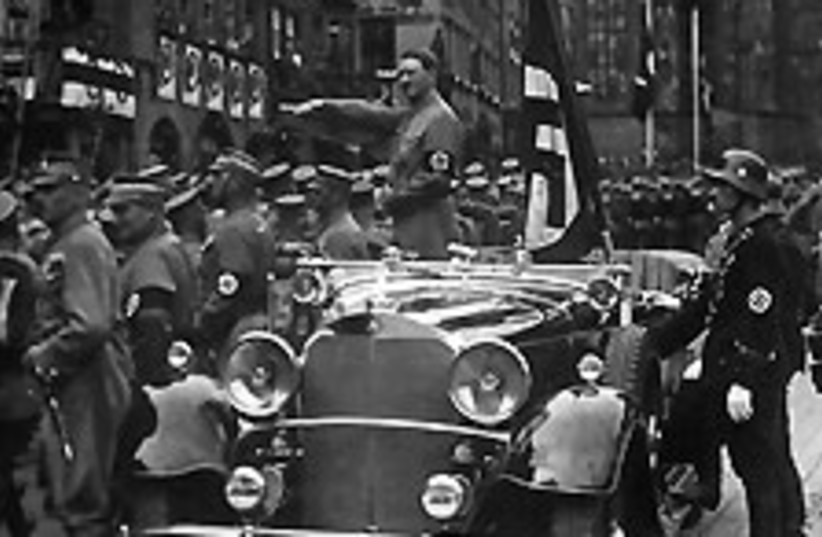 Adolf Hitler 88 224 (photo credit: Courtesy )