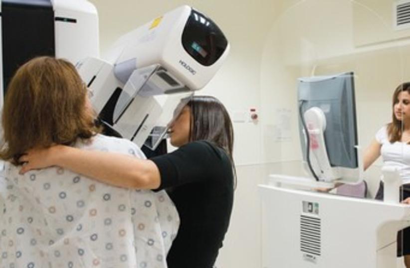 Mammogram 370 (photo credit: Rebecca Kowalsky)