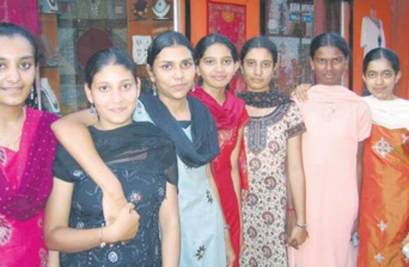 India Jews (photo credit: Ben G. Frank)