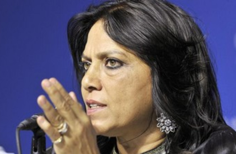 Film director Mira Nair 370 (photo credit: REUTERS)