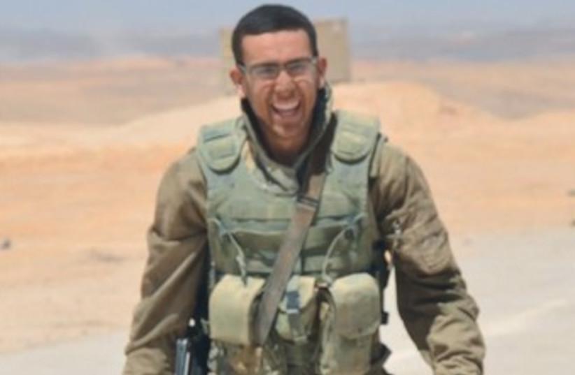 Lt. Mikey Soclof 370 (photo credit: IDF)