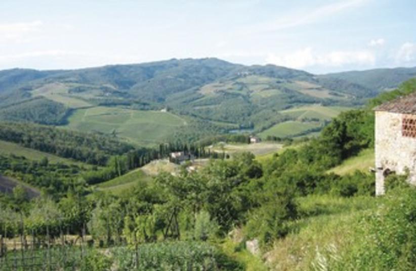 Tuscany region of Italy (photo credit: Courtesy)