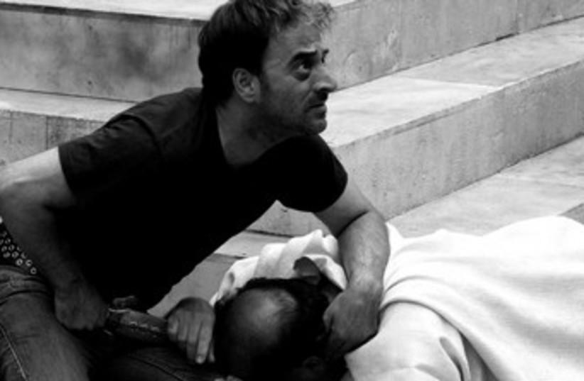 The Taviani brothers' semi-documentary 'Caesar Must Die' (photo credit: Courtesy)