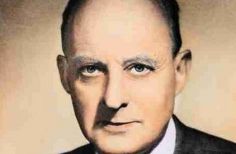 Reinhold Niebuhr 370 (photo credit: Wikimedia Commons)
