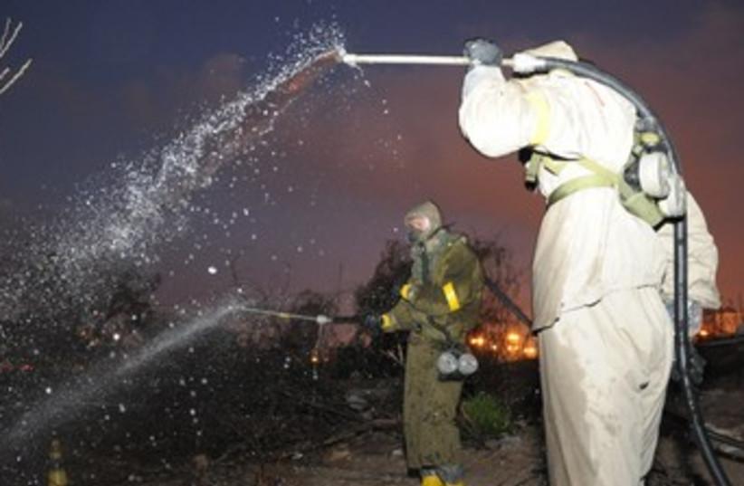 IDF drill 370 (photo credit: (IDF Spokesman))