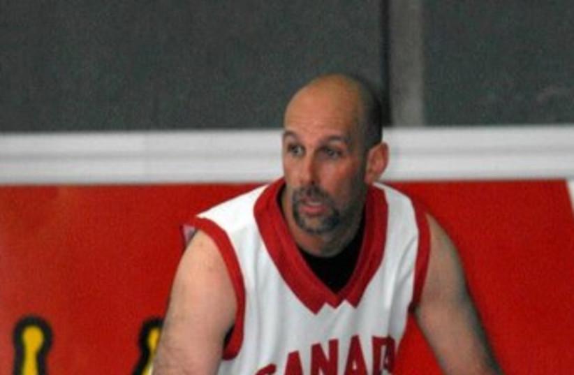 DAN SHULMAN (photo credit: (Maccabi Canada/Courtesy))