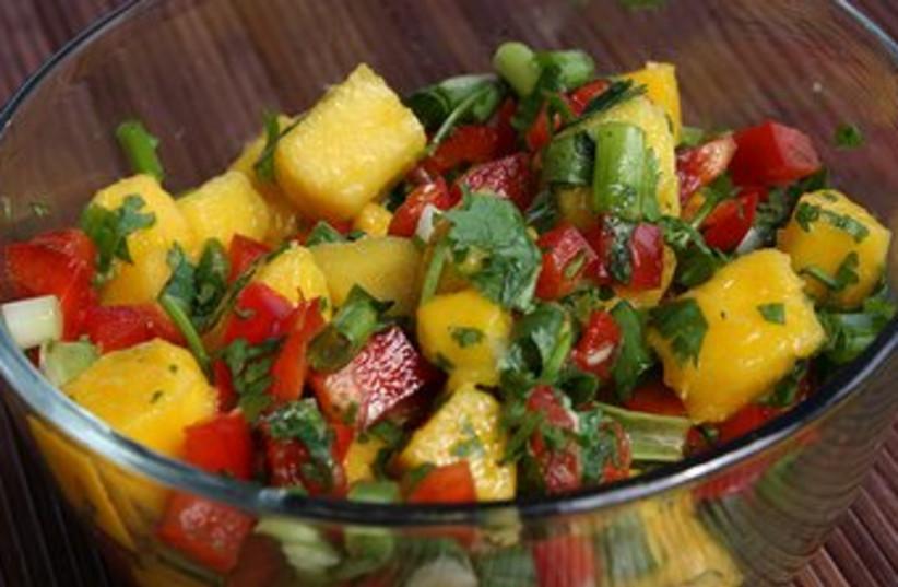 Mango Salsa 370 (photo credit: Courtesy)
