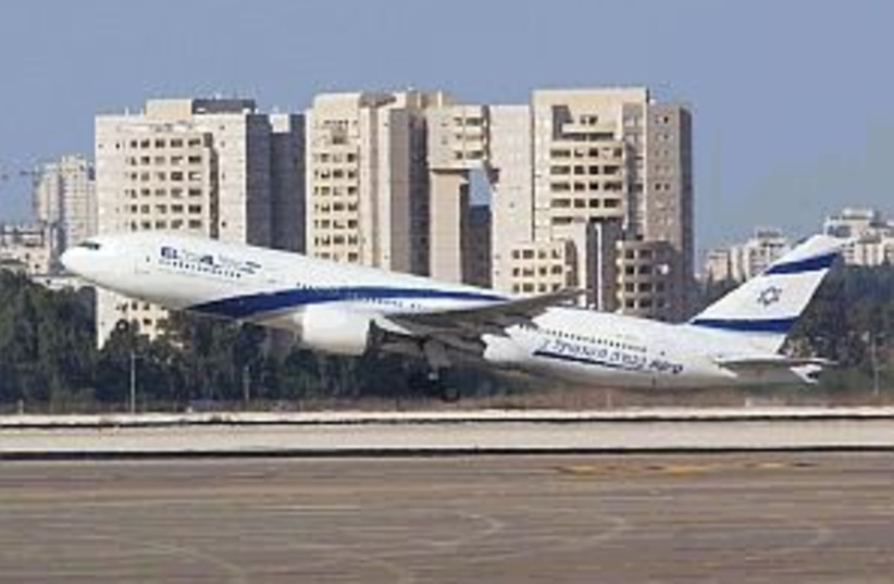 el al plane 298.88 (photo credit: Ariel Jerozolimski [file])