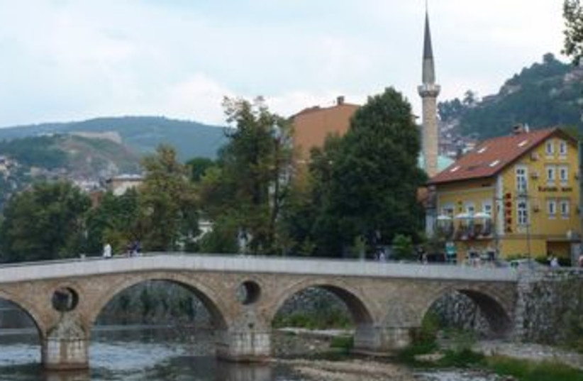 Sarajevo 370 (photo credit: Molly Gellert)