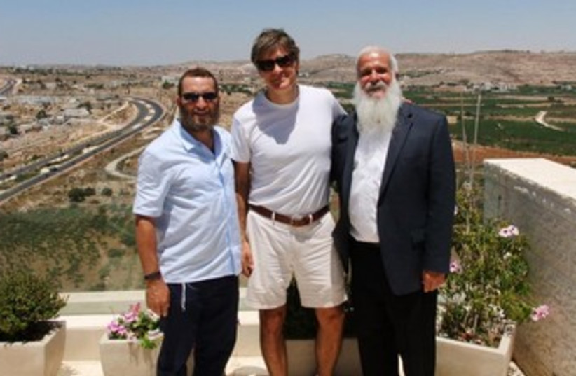 Dr. Oz and Rabbi Shmuley Boteach (photo credit: Courtesy)