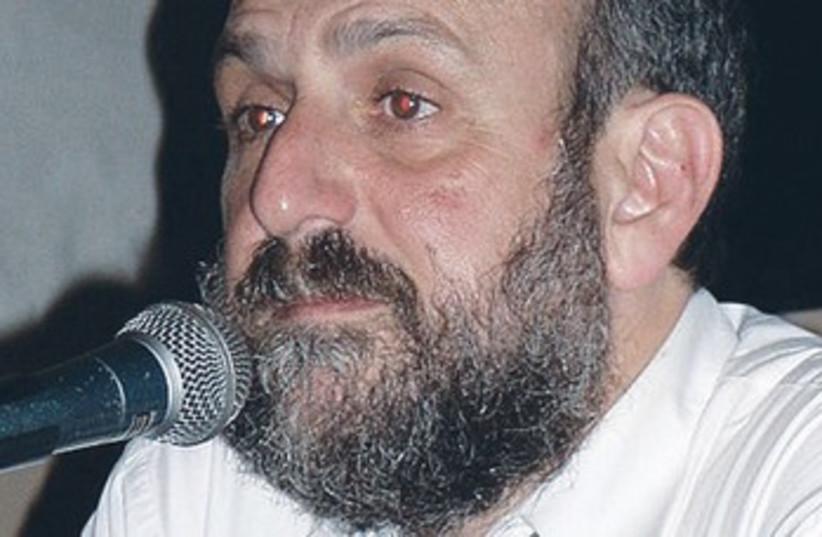 Polich Chief Rabbi Michael Schudrich 370 (photo credit: Wikimedia Commons)