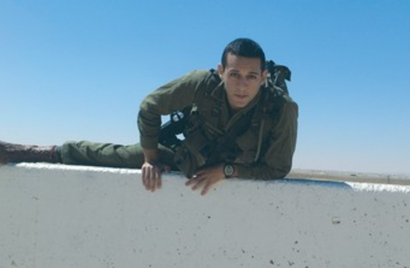IDF fitness test 370 (photo credit: YAAKOV LAPPIN)