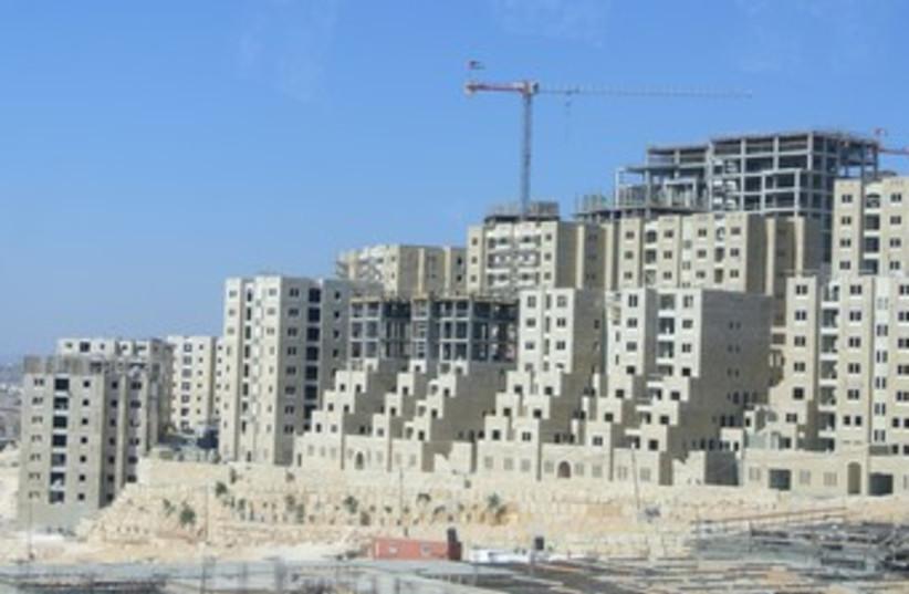 Rawabi, West Bank370 (photo credit: Seth J. Frantzman)