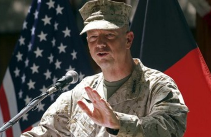 General John Allen 370 (photo credit: REUTERS)