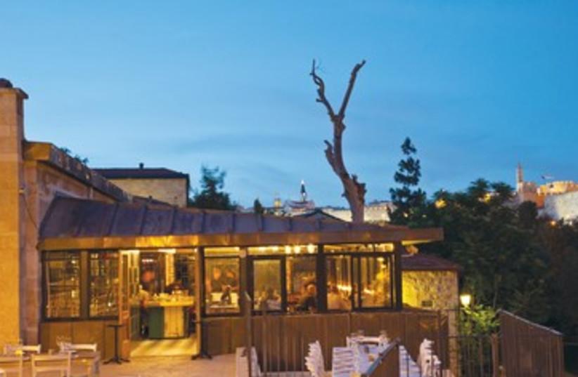 Touro, a Mediterranean grill chef restaurant (photo credit: Courtesy)