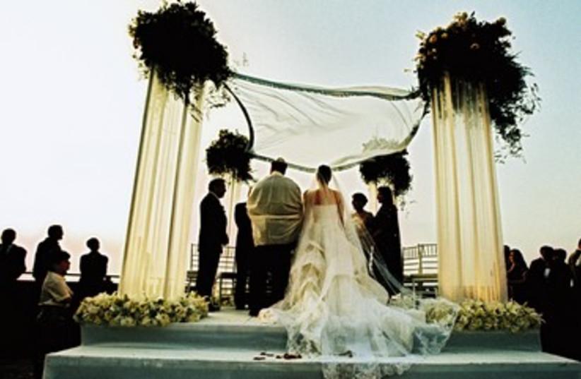TelAviv wedding (photo credit: Nomi Yogev)