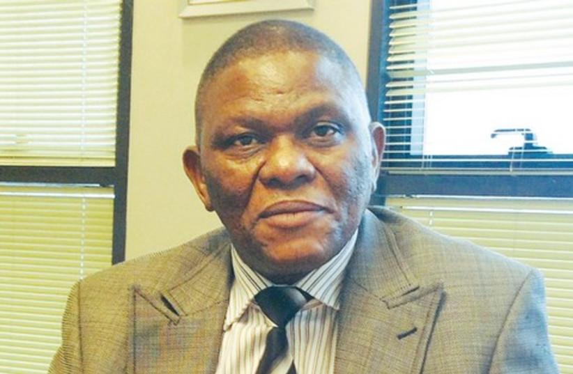 South African Ambassador Sisa Ngombane 521 (photo credit: South African Embassy)