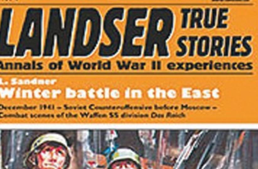 Der Landser German magazine370 (photo credit: Courtesy)