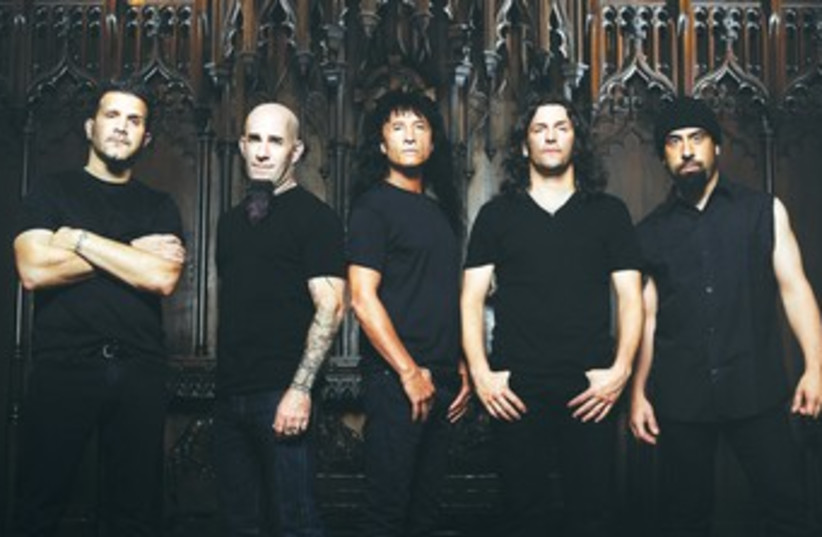 Anthrax (photo credit: (Courtesy PR))