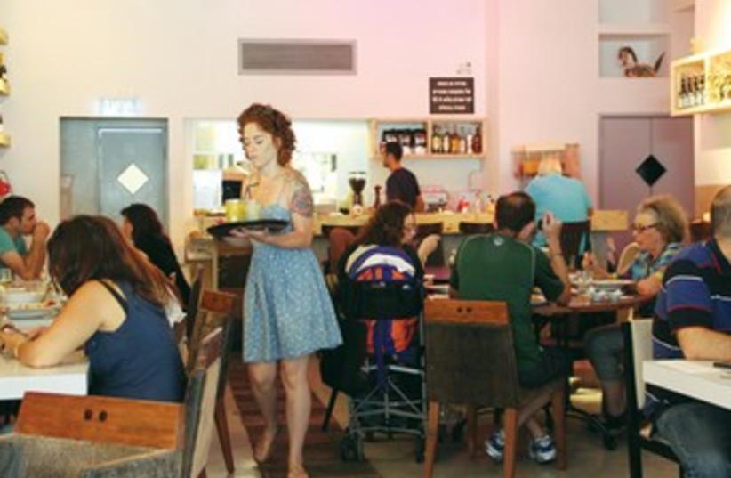 Big Mama restaurant, Tel Aviv (photo credit: Courtesy)