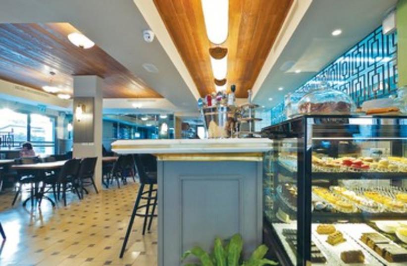 Grand Cafe in Jerusalem (photo credit: Courtesy)
