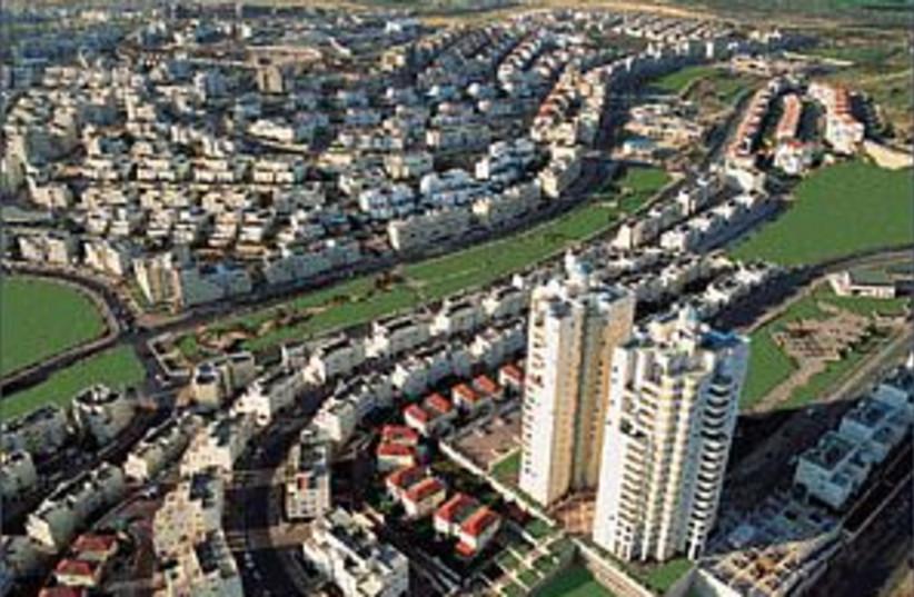 modiin aerial298 88 cour (photo credit: Modi'in Municipality (www.modiin.muni.il))