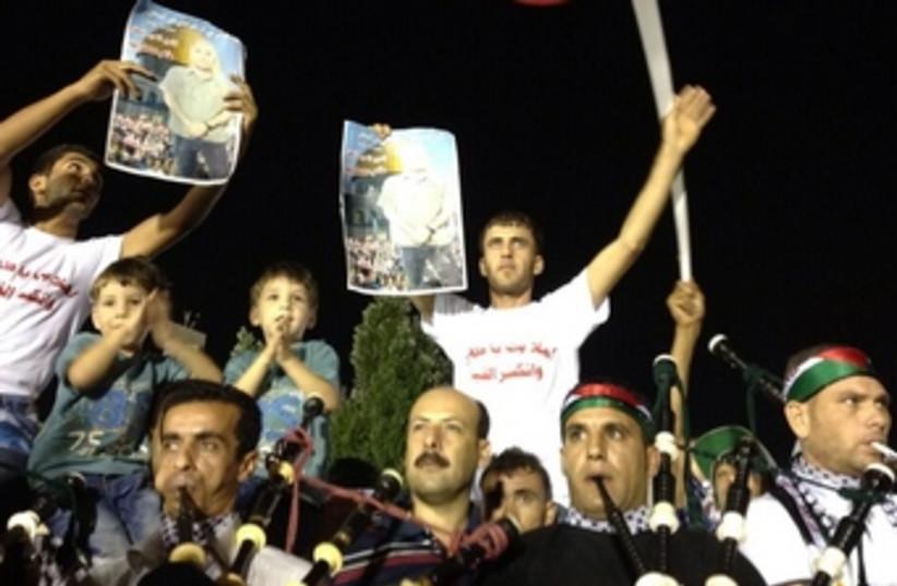 ramallah prisoner release 370 (photo credit: Hadas Parush)