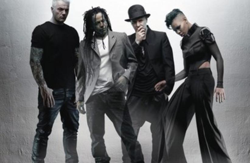 British rock group Skunk Anansie (photo credit: Courtesy)