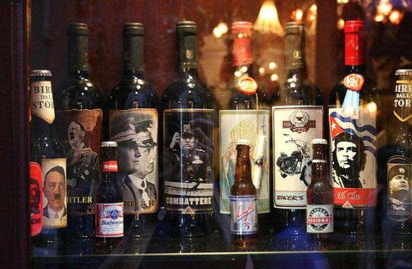 Hitler wine 370 (photo credit: Entheta via Wikimedia Commons)