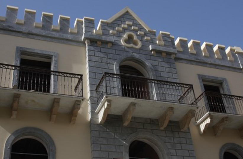 Jerusalem Hotel 521 (photo credit: SHMUEL BAR-AM)