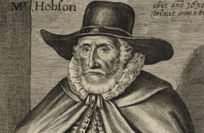 Thomas Hobson 370 (photo credit: Courtesy)