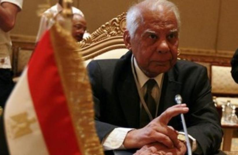 Egyptian Prime Minister Hazem el-Beblawi 370 (photo credit: REUTERS)