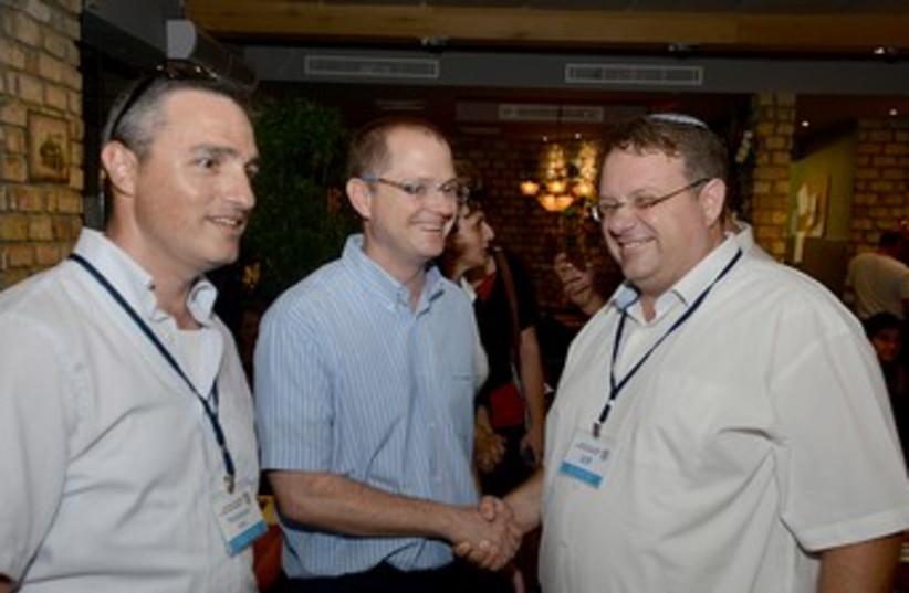 Yaakov Hagoel 370 (photo credit: Omri Bar-el)
