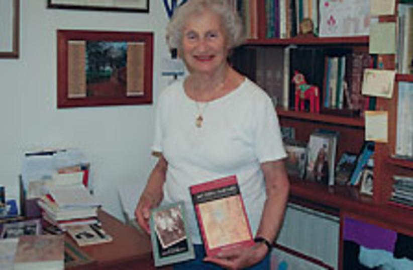 Miriam Akavia 88 224 (photo credit: Gloria Deutsch)
