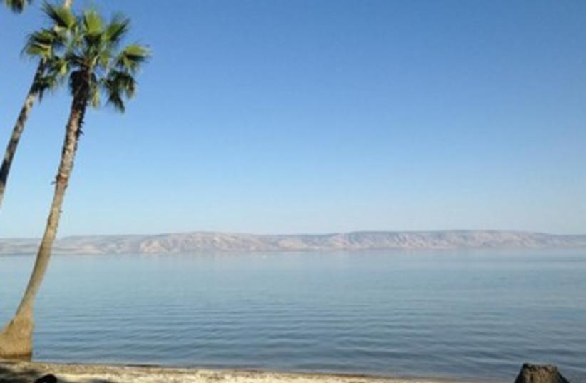 Lake Kinneret 370 (photo credit: Julie Steigerwald)