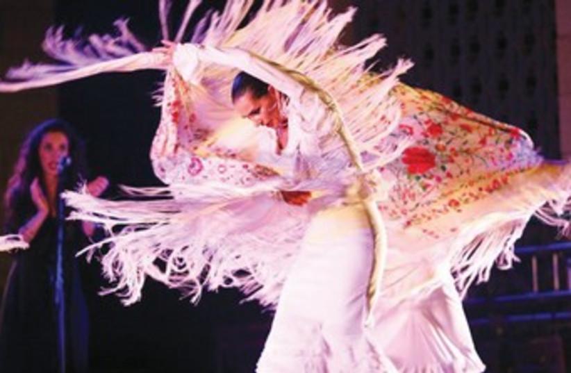 flamenco dancer 370 (photo credit: courtesy )