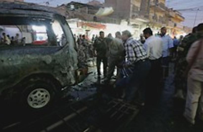 baghdad bomb 224.88 (photo credit: AP)