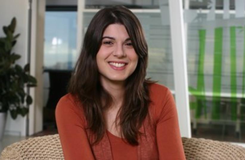 Dr. Kira Radinsky of the Technion Institute 370 (photo credit: Courtesy Technion)