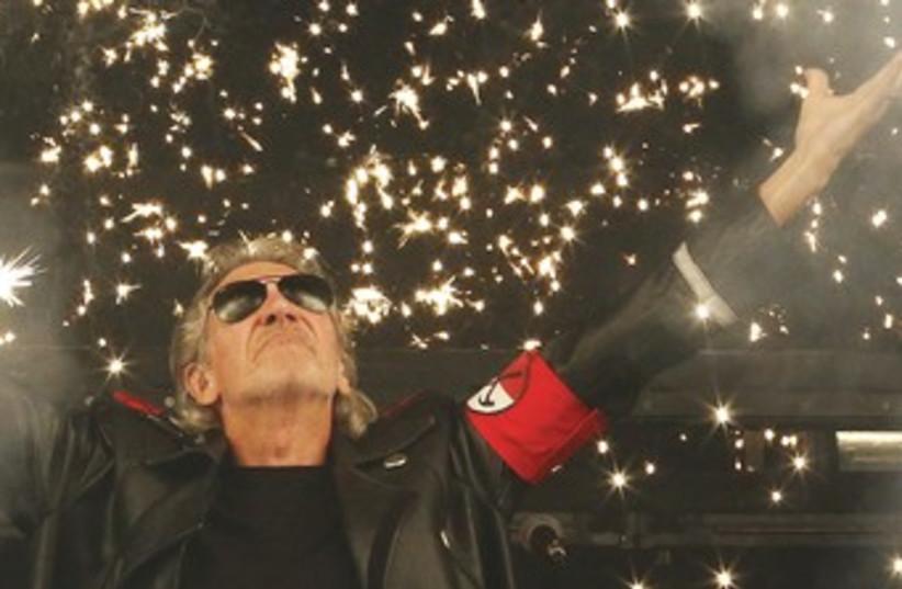 Legendary rocker Roger Waters 370 (photo credit: Reuters)