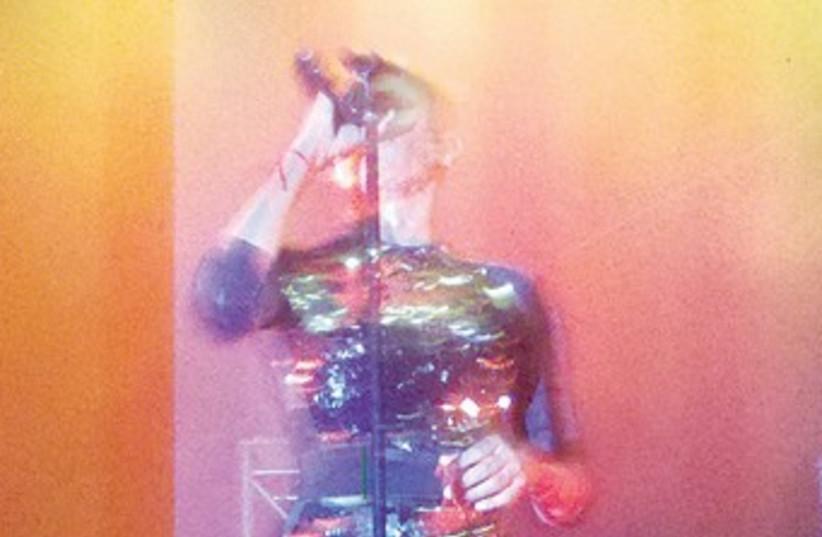 SKUNK ANANSIE vocalist Skin 370 (photo credit: Seth Vogelman)