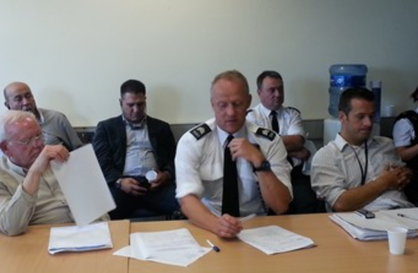 Abraham Fund police work 370 (photo credit: Courtesy)