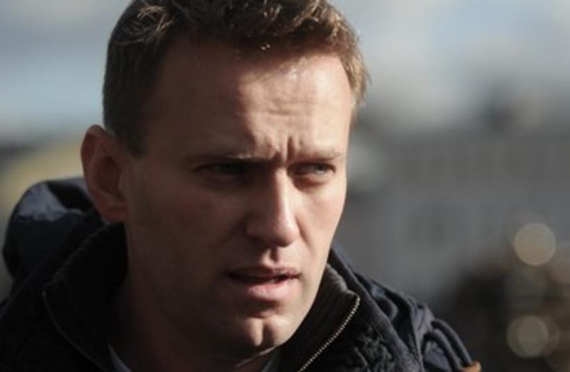 Alexei Navalny 370 (photo credit: MItya Aleshkovskiy/ Wikimediacommons)