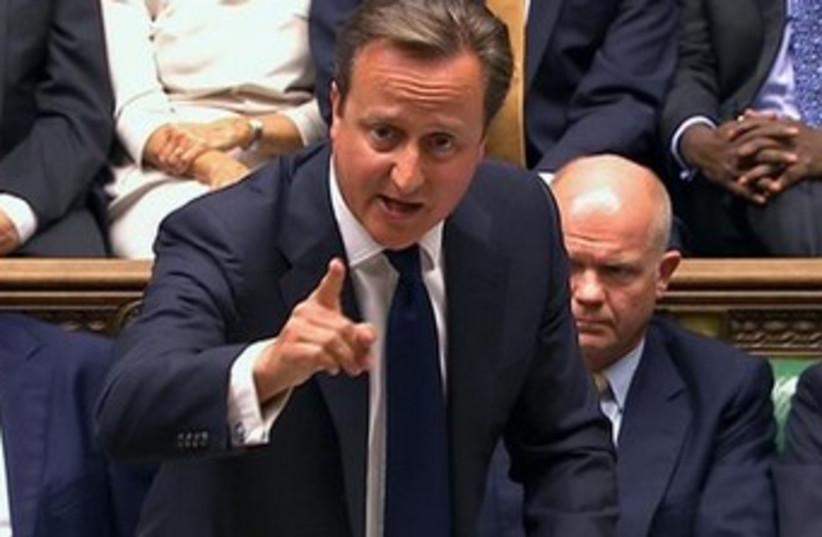 UK PM David Cameron370 (photo credit: REUTERS)