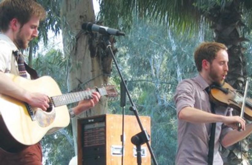 The Abrams Brothers370 (photo credit: Sarina Penn)