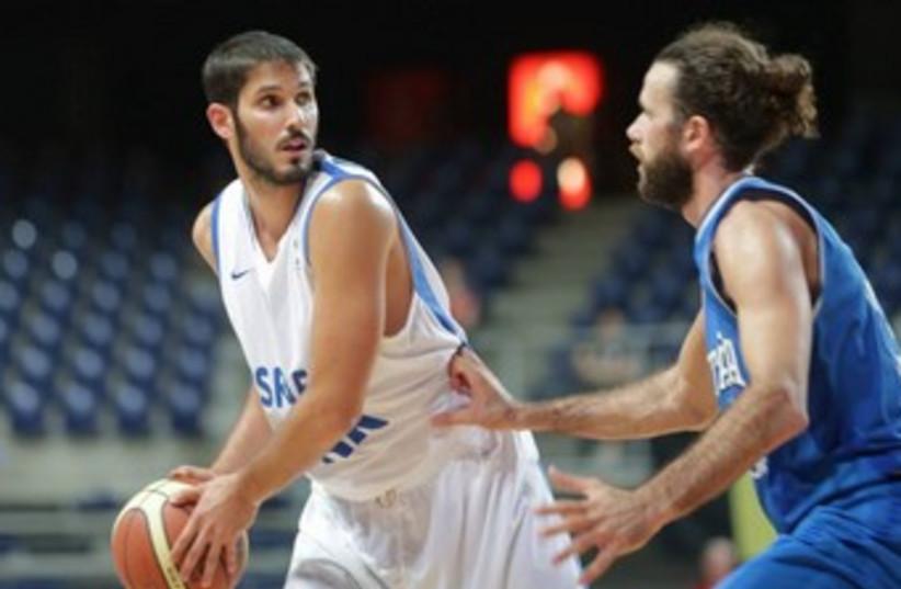 Omri casspi 370 (photo credit: Courtesy Israel Basketball Association)
