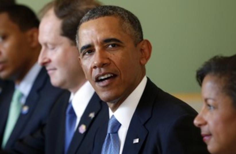 Obama September 2013(370) (photo credit: REUTERS)