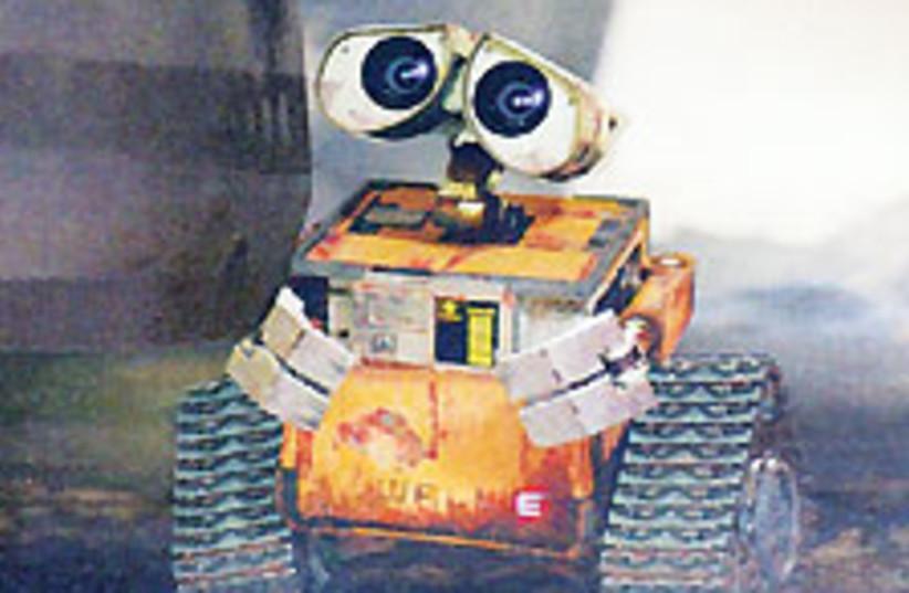 Robot 88 224 (photo credit: Courtesy)